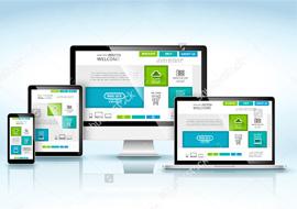 レスポンシブWebデザイン対応のイメージ写真